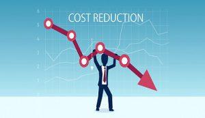 کاهش هزینهها